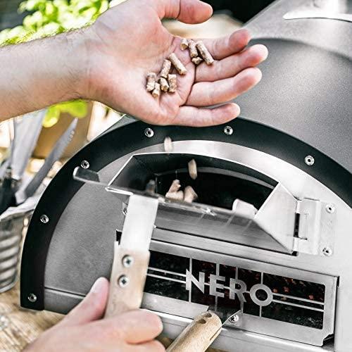 Nero dispone un orificio de rellano para cargar combustible fácilmente en cualquier momento
