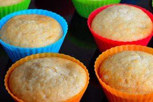 receta magdalenas de naranja