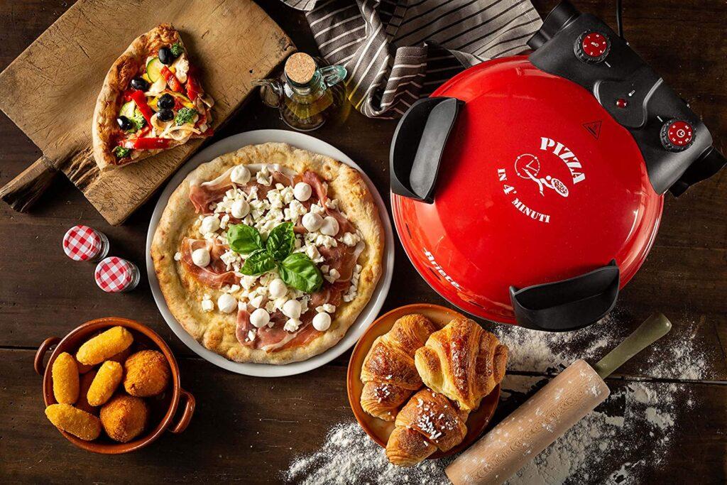 ariete 909,ariete 909 pizza in 4 minuti,fornetto ariete 909